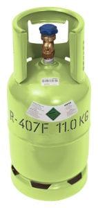 UNICOOL R-407F 11KG REFRIGERANT